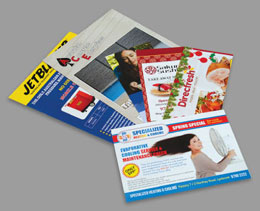 Brochures, Leaflets, Flyers and Letterheads